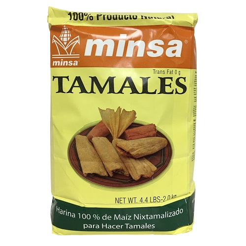 Minsa for tamales