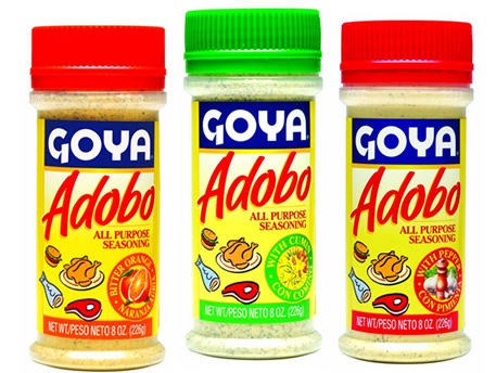 Goya Adobo Seasoning Imported Mexican Foods